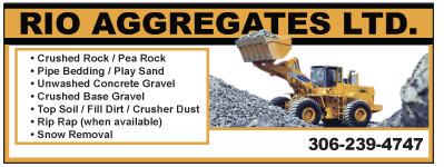 rio aggregates osler