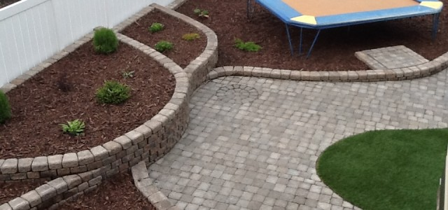full backyard landscaping warman